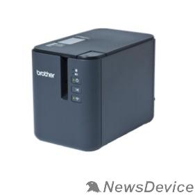 Принтер Brother PT-P950NW Термопринтер (для печ.накл.) стационарный светло-серый (PTP950NWR1)
