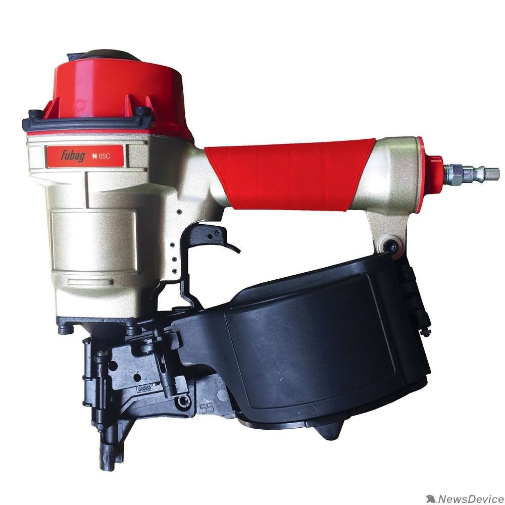Пневматическое оборудование FUBAG Пистолет гвоздезабивной N65C (барабанного типа) 100158
