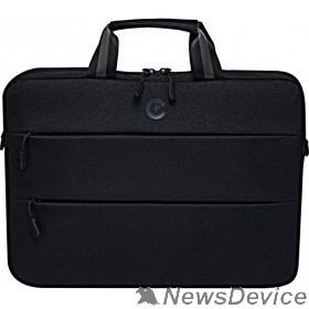 Сумка для ноутбука Сумка Continent  CC-212 Black (полиэстр, черный  15,6'')