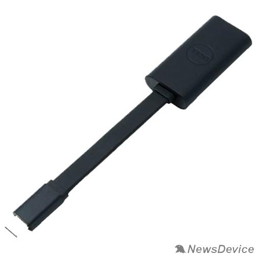 Опции к ноутбукам DELL 470-ABNE Adapter USB-C to USB-A 3.0