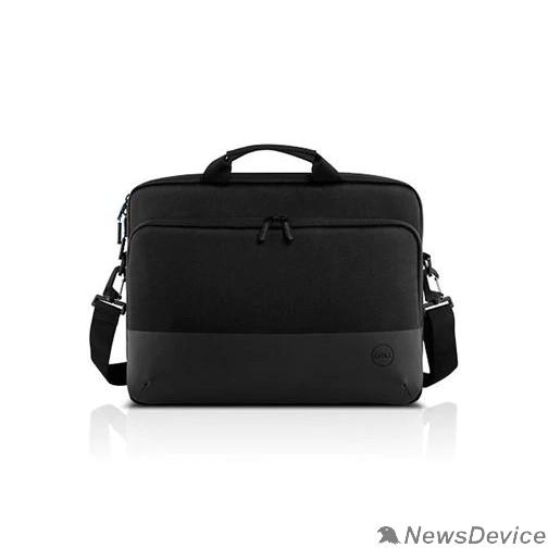 Опции к ноутбукам DELL 460-BCMK Портфель Pro Slim Briefcase 15 Black - PO1520CS
