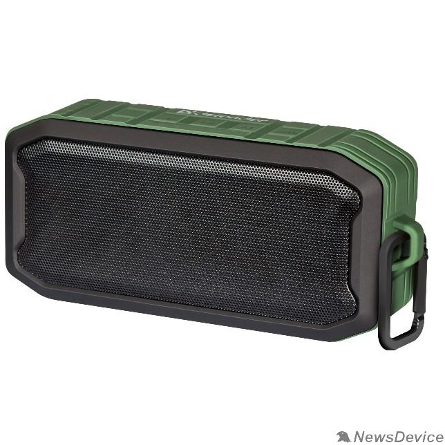 Колонки Defender G14 7Вт, зеленый, IP66/BT/FM/TWS