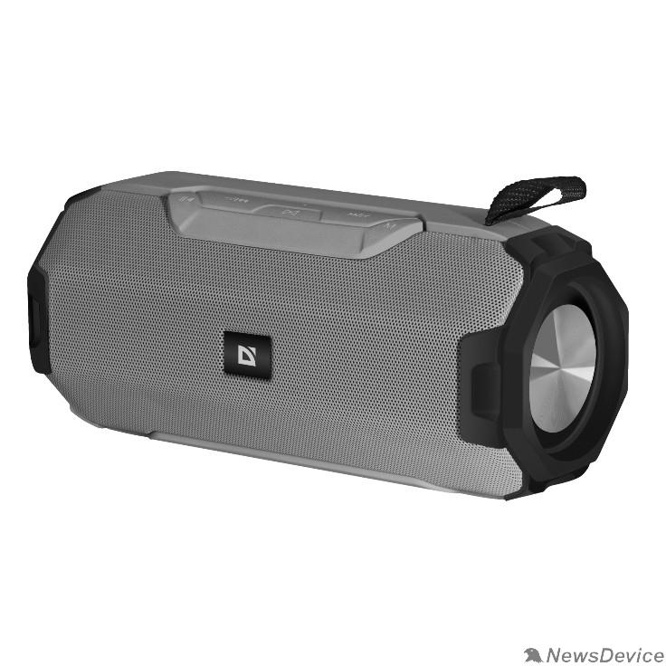 Колонки Defender G20 серый, 14Вт, BT/FM/TF/USB/TWS 65020