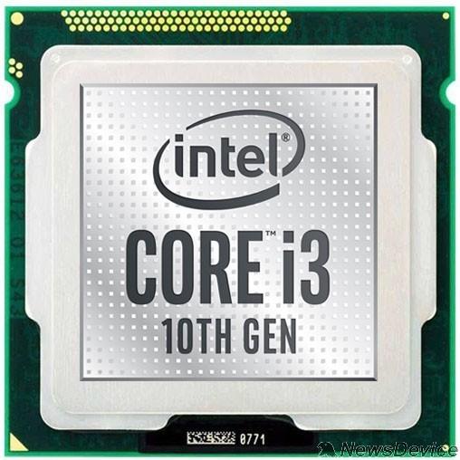 Процессор CPU Intel Core i3-10100F BOX 3.6GHz, 6MB, LGA1200