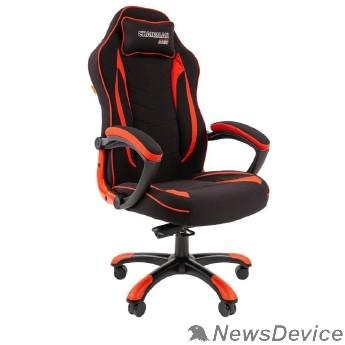 Офисные кресла Кресло Chairman game 28 Россия ткань черн./красный (7059196)