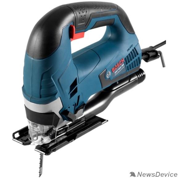 Лобзик Bosch GST 850 BE Лобзик электрический 060158F123 600 Вт, 85мм, 3100об/мин, 2,6кг, коробка