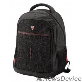 """Сумка для ноутбука Рюкзак SUMDEX PON-266GY(полиэстр  серый до 13,3-14"""")"""