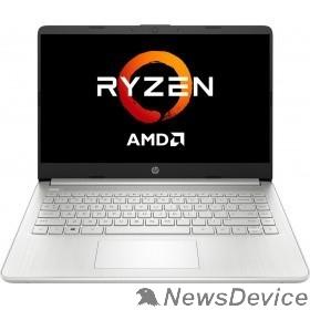 """Ноутбук HP 14s-fq0037ur 24C09EA Silver 14"""" FHD Ryzen 3 4300U/8Gb/512Gb SSD/W10"""