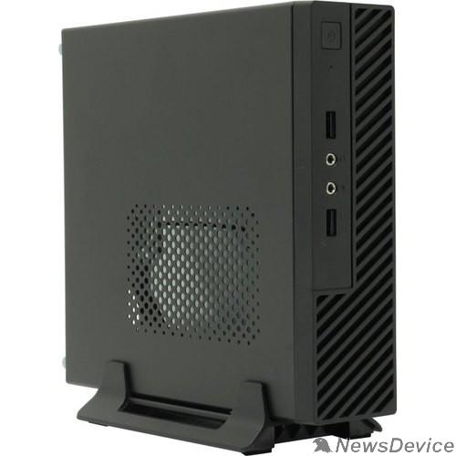 Корпус Корпус PowerCool M101-U3-NO PSU  (THIN, Black, 2*USB3.0, без блока питания, без адаптера GM120)