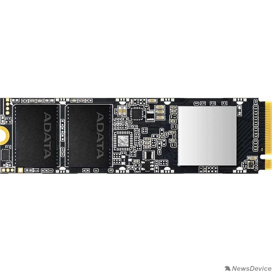 накопитель A-DATA M.2 2280 2TB XPG SX8100 ASX8100NP-2TT-C PCIe Gen3x4 with NVMe, 3D TLC