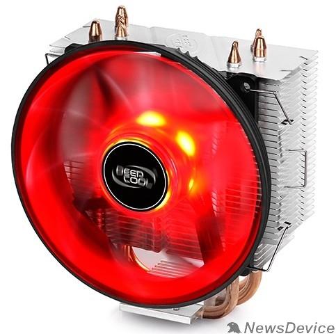 Вентилятор Cooler Deepcool  GAMMAXX300R RET