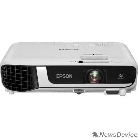 Проектор Epson EB-W51 V11H977040 3LCD 4000lm WXGA (1280x800) 16 000:1