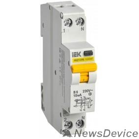 Дифавтоматы Iek MVD12-1-006-B-010 Выкл. авт. диф. тока АВДТ32 ML В6 10мА KARAT