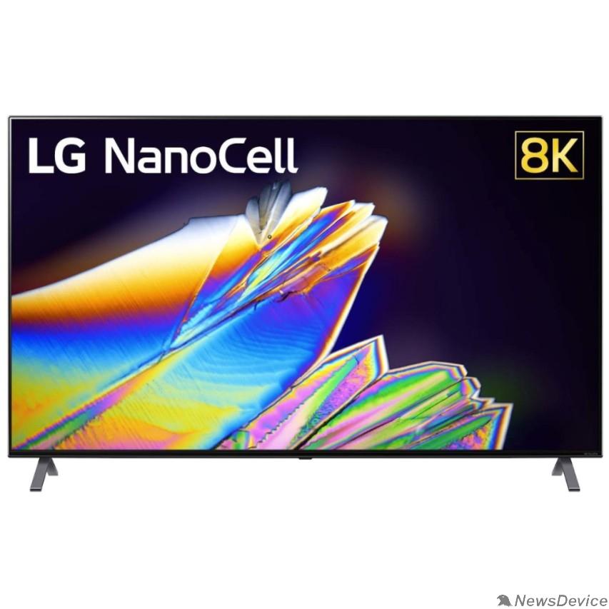 "Телевизор LG 55"" 55NANO956NA NanoCell серебристый Ultra HD/100Hz/DVB-T/DVB-T2/DVB-C/DVB-S/DVB-S2/USB/WiFi/Smart TV (RUS)"