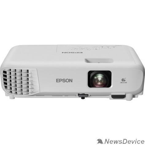 Проектор Epson EB-E01 V11H971040 3LCD 1024x768 3300lm 15000:1 D-Sub HDMI 2W