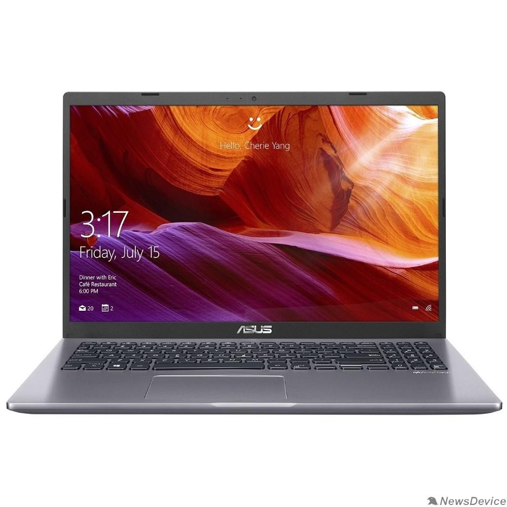 """Ноутбук ASUS D509DA-EJ393T 90NB0P52-M19820 Grey 15.6"""" FHD Ryzen 3 3250U/8Gb/256Gb SSD/W10"""