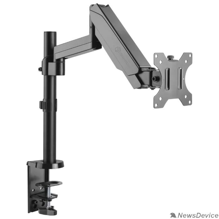 """Крепления для проекторов ONKRON G70 чёрный Для экранов диагональю 13""""-34"""" Допустимая нагрузка: 1-8 кг (2.2 - 17.6 lbs) VESA: 100x100, 75x75"""