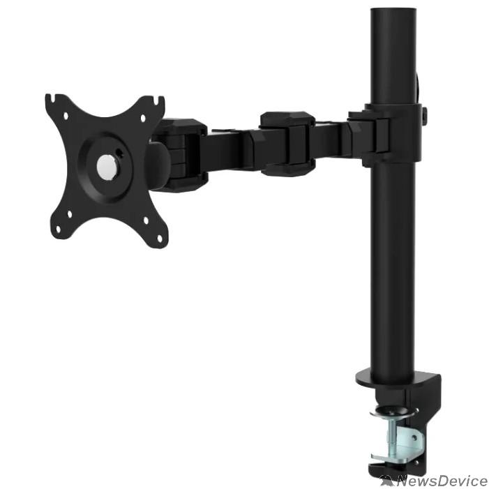 """Крепления для проекторов ONKRON D121E чёрный Для экранов с диагональю 10""""-34"""" Максимальная нагрузка: 10кг VESA: 75x75, 100х100мм"""
