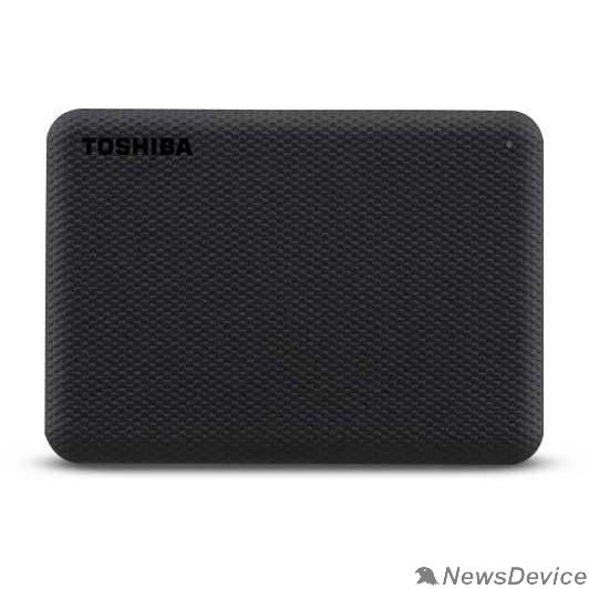 "носитель информации TOSHIBA HDTCA10EK3AA/HDTCA10EK3AAH Canvio Advance 1ТБ 2.5"" USB 3.0 черный"