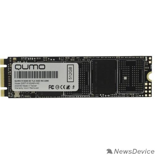 накопитель QUMO M.2 SSD 512GB QM Novation Q3DT-512GAEN-M2