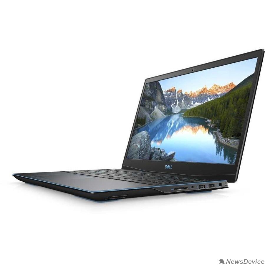"Ноутбук DELL G3 3500 G315-6682 black 15.6"" FHD i7-10750H/8Gb/512Gb SSD/GTX1650Ti 4Gb/Linux"