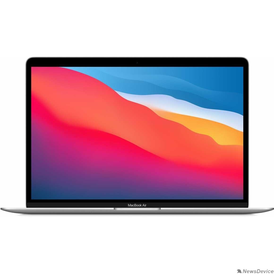 Ноутбук Apple MacBook Air 13 Late 2020 MGNA3RU/A Silver 13.3'' Retina (2560x1600) M1 chip with 8-core CPU and 8-core GPU/8GB/512GB SSD (2020)