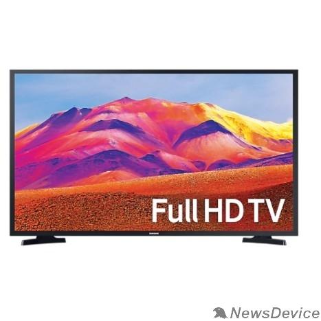 "Телевизор Samsung 43"" UE43T5202AUXRU черный FULL HD/50Hz/DVB-T2/DVB-C/DVB-S2/USB/WiFi/Smart TV (RUS)"