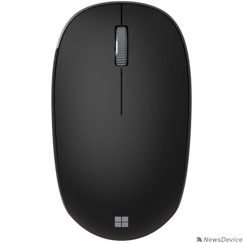 Мышь Мышь Microsoft Bluetooth for Business черный оптическая (1000dpi) беспроводная BT RJR-00010