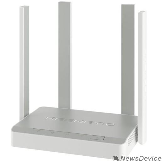Сетевое оборудование Keenetic Runner 4G (KN-2210) Интернет-центр с модемом 4G/3G, Mesh Wi-Fi N300 и 4-портовым Smart-коммутатором