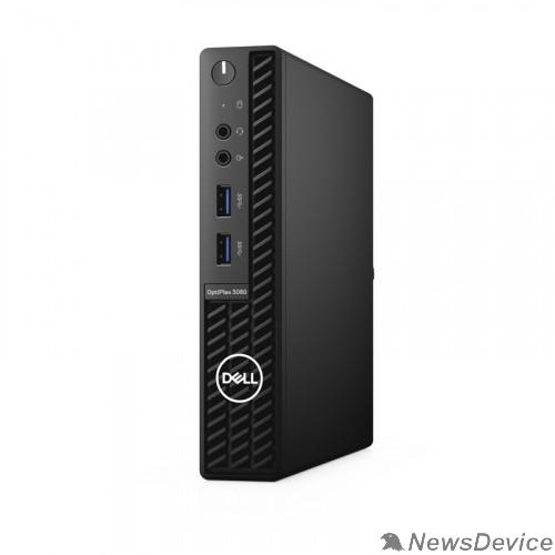 Компьютер DELL Optiplex 3080 3080-6667 Micro i5-10500T/8GB/256Gb SSD/Linux/k+m