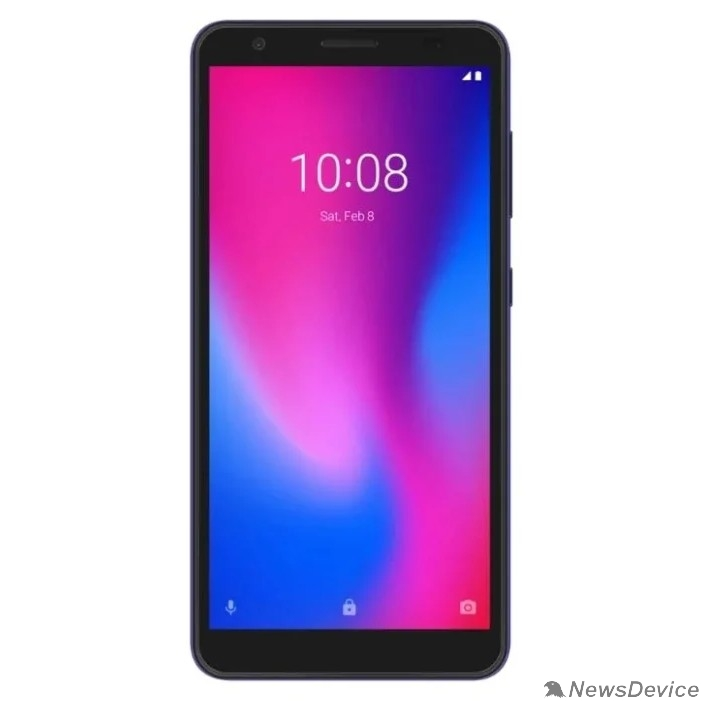 Мобильный телефон ZTE Blade A3 2020 NFC лиловый