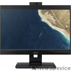 """Моноблок Acer Veriton Z4670G DQ.VTRER.00F Black 21.5"""" FHD i3-10100/8Gb/256Gb SSD/DVDRW/Linux/k+m"""