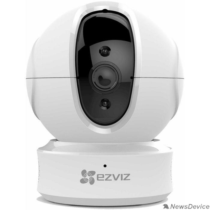 Камеры выдеонаблюдения EZVIZ CS-CV246-A0-1C2WFR C6CN 1080P 2Мп внутренняя поворотная 360° Wi-Fi камера c ИК-подсветкой до 10м
