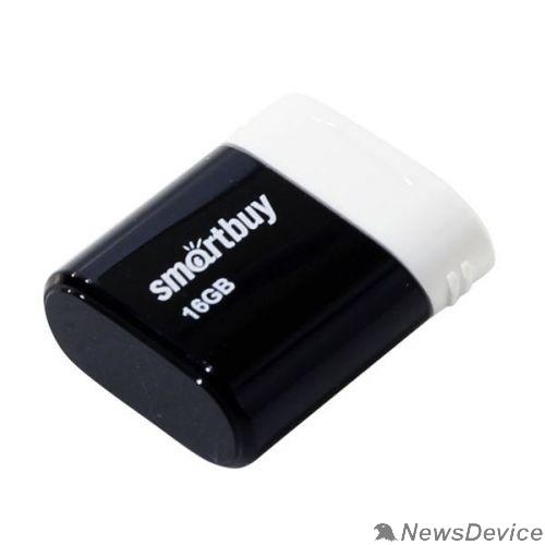 Носитель информации Smartbuy USB Drive 16GB LARA Black SB16GBLara-K