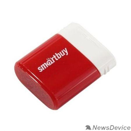 Носитель информации Smartbuy USB Drive 16GB LARA Red SB16GBLARA-R