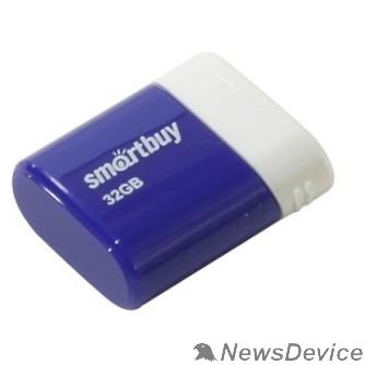 Носитель информации Smartbuy USB Drive 32GB LARA Blue SB32GBLARA-B