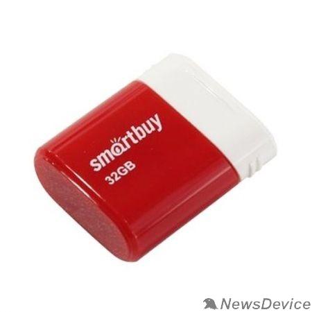 Носитель информации Smartbuy USB Drive 32GB LARA Red SB32GBLARA-R
