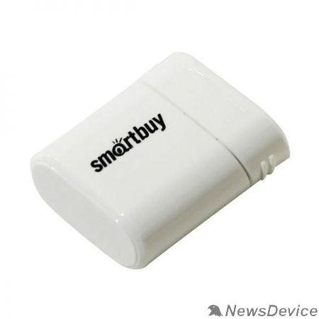 Носитель информации Smartbuy USB Drive 64GB LARA White SB64GBLARA-W