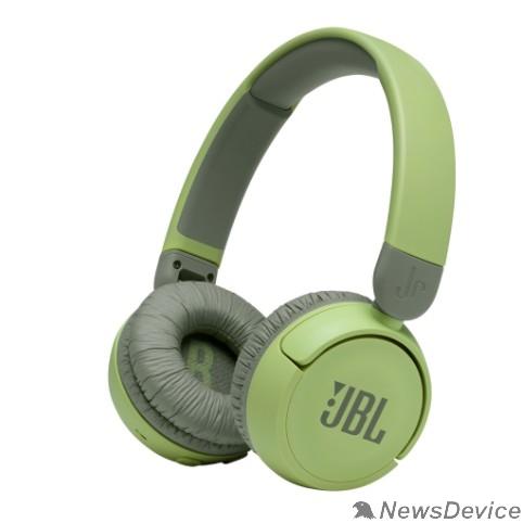 Наушники Наушники JBL Беспроводные наушники накладные R 310,зеленые