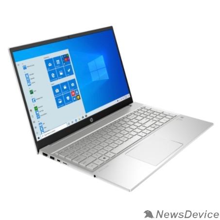 """Ноутбук HP Pavilion 15-eh0010ur 280K0EA Silver 15.6"""" FHD Ryzen 5 4500U/8Gb/256Gb SSD/DOS"""