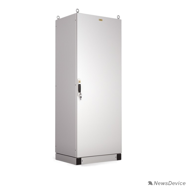 Монтажные шкафы, стойки Elbox Корпус промышленного электротехнического шкафа IP65 (В2000 х Ш800 х Г600) EMS c одной дверью EMS-2000.800.600-1-IP65