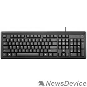 Опция для ноутбука HP 2UN30AA 100 Keyboard Wired RUSS (black) cons