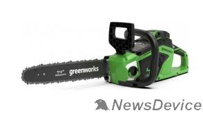 Пилы Greenworks 40В Цепная пила (без АКБ и ЗУ) 2005707