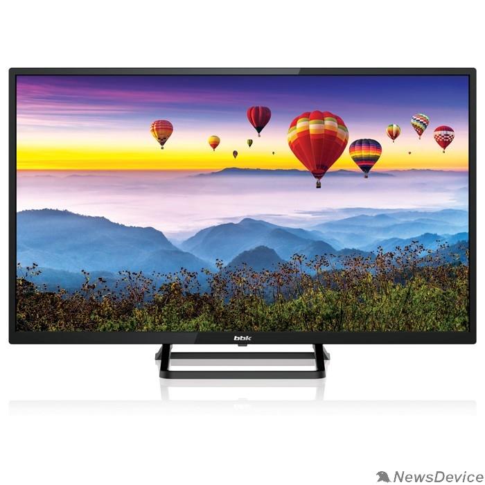 "Телевизор BBK 32"" 32LEX-7272/TS2C черный/HD READY/50Hz/DVB-T2/DVB-C/DVB-S2/USB/WiFi/Smart TV (RUS)"