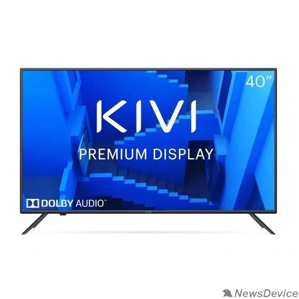 LCD, LED телевизоры KIVI KIVI 40F510KD черный