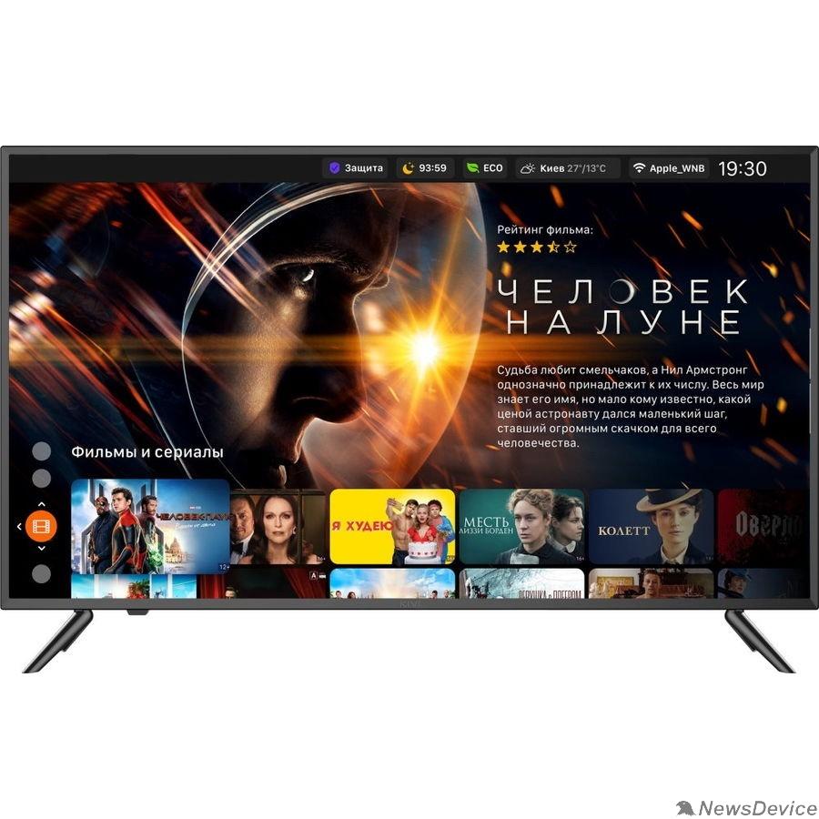 LCD, LED телевизоры KIVI KIVI 43U600KD черный