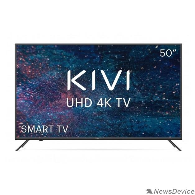 LCD, LED телевизоры KIVI KIVI 50U600KD черный