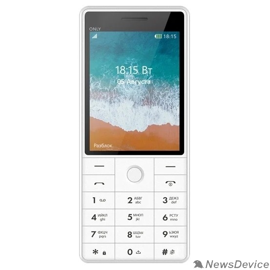Мобильный телефон BQ 2815 Only White