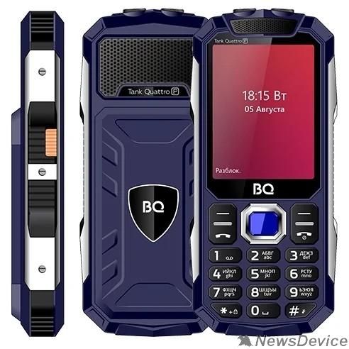 Мобильный телефон BQ 2817 Tank Quattro Power Blue