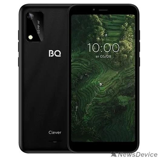 Мобильный телефон BQ 5745L Clever Black Graphite